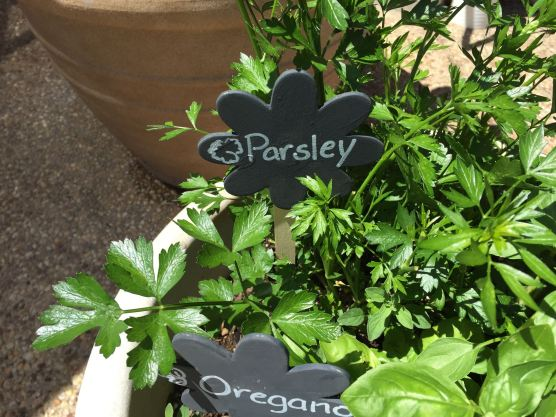 Parsley Marker