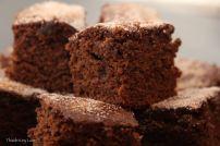 Spicy Cinnamon Brownies