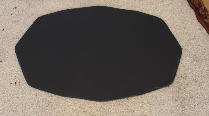 Foam core board cut out