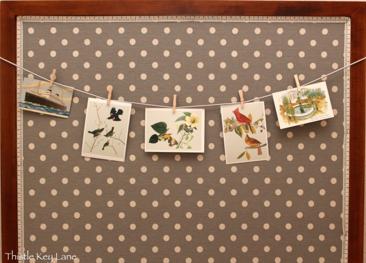 Post Cards on Display
