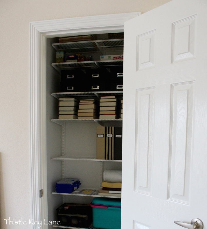 """Shelves are 12"""" making this a walk in closet"""