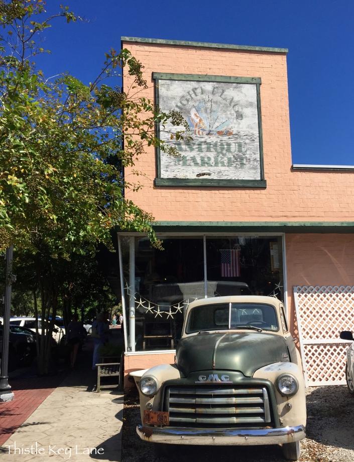 Eight Flags Antique Market Fernandina Beach