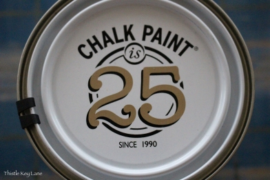 Annie Sloan Chalk Paint celebrating 25 years