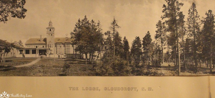 The Lodge early 1900s