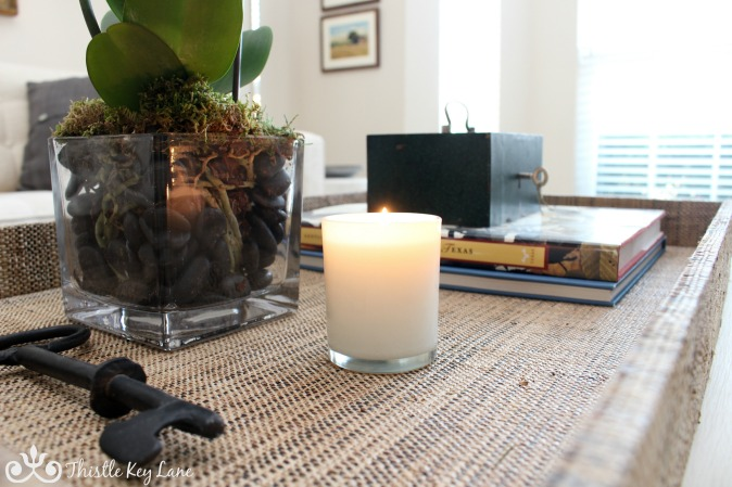 Paddywax Lemon Zest & Rosemary Candle
