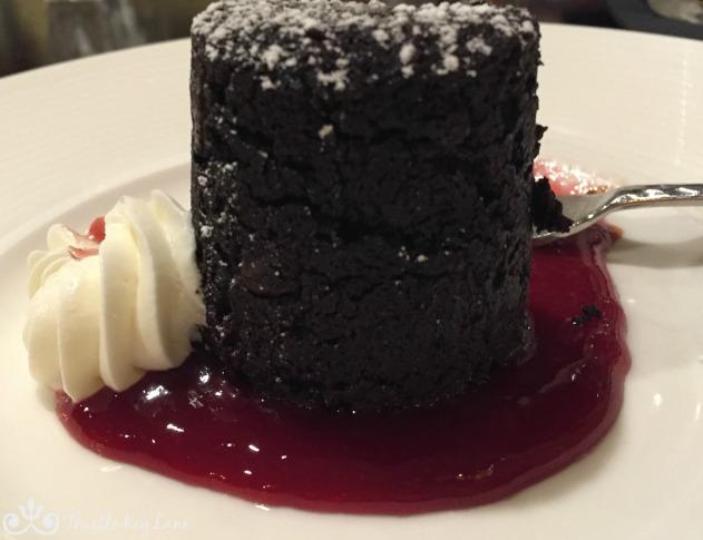 Ying's Chocolate Bouchon Dessert
