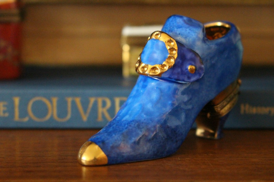 Limoges French Shoe