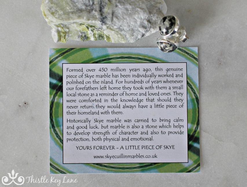Sky Cuillin Marble