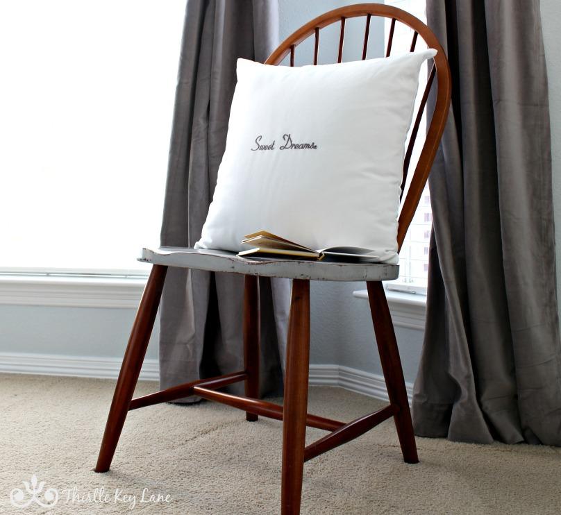 Sweet Dreams Windsor Chair