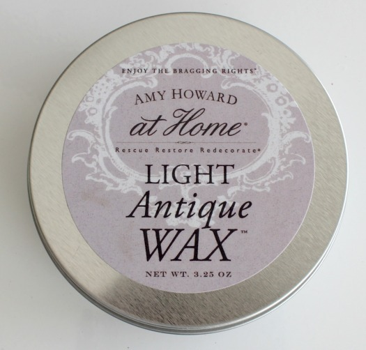 Amy Howard Light Antique Wax