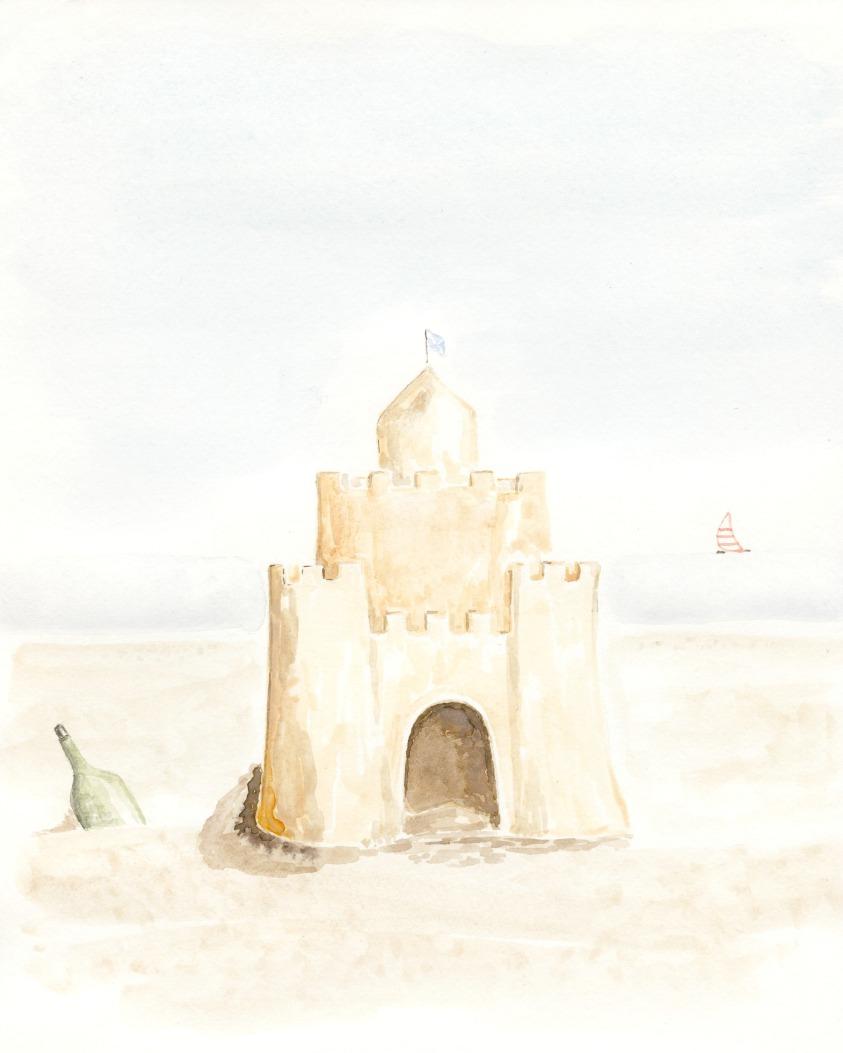 Summer Watercolor Free Printable
