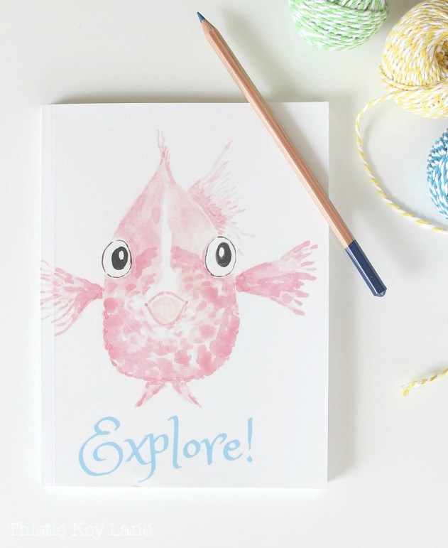 Notebook from Society6