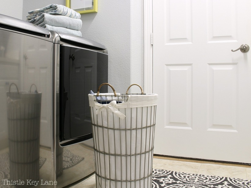 Laundry Refresh And A Free Printable